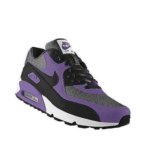 popular brand good out x outlet boutique Baltimore Ravens inspired Air Max 90iD in 2019 | Sneakers ...