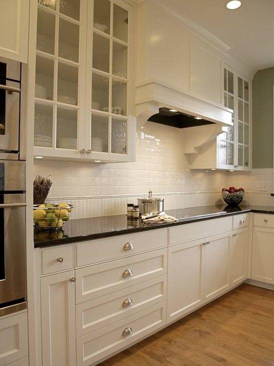 source Alethea Sadowski Charming kitchen with sage green walls
