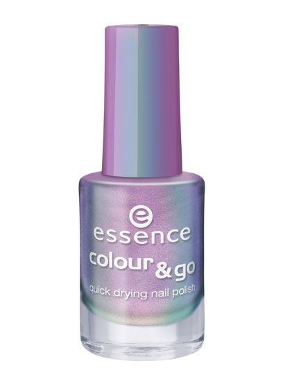 Ten Futuristic Chrome Nail Polishes: Beauty: teenvogue.com