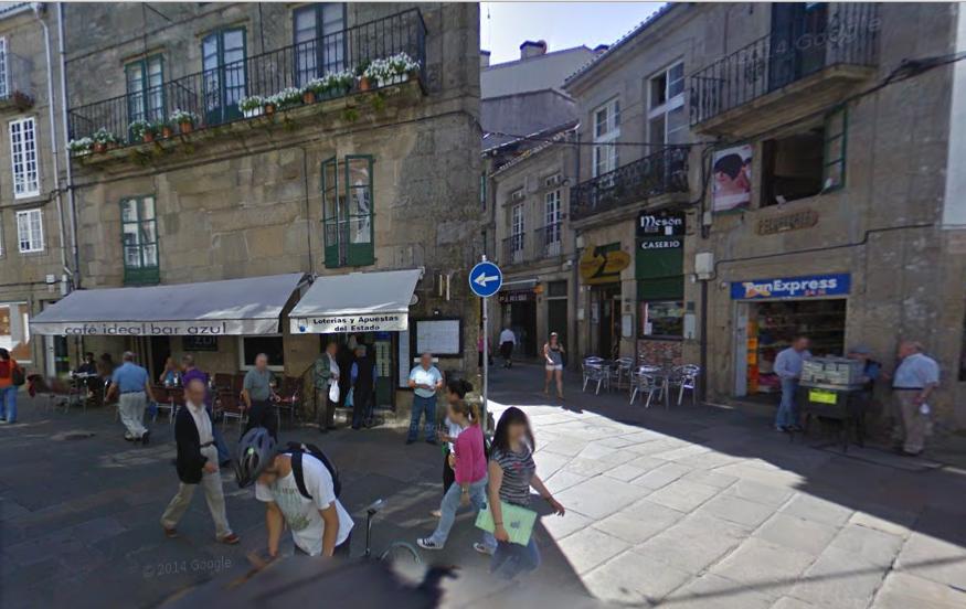Stgo. de Compostela