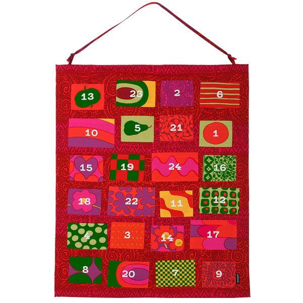 Isola\u0027s advent calendar by Marimekko Nursery makes Pinterest