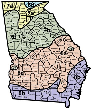 9c8c07a7f82cd8a809bc4ef37f981a3f - What Zone Is Georgia For Gardening
