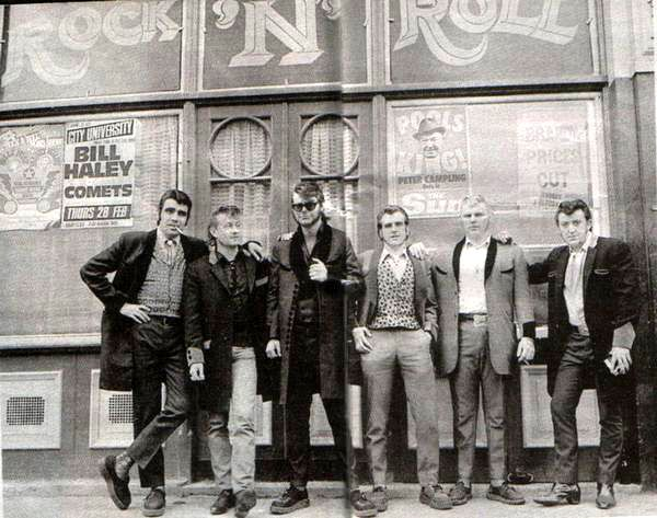 Edwardian Teddy Boy Suits Tailors In London: ORIGINAL HIPSTERS: THE STYLISH TEDDY BOYS OF THE 1950'S