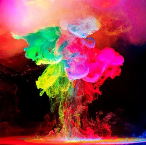 Dust Storm Art
