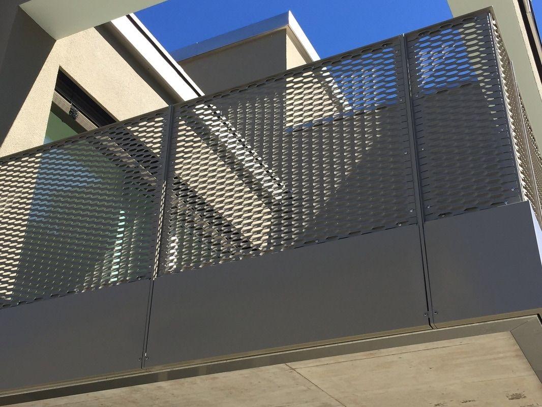 Streckmetall Fur Architektur Und Industrie Sennrich Ag Mit