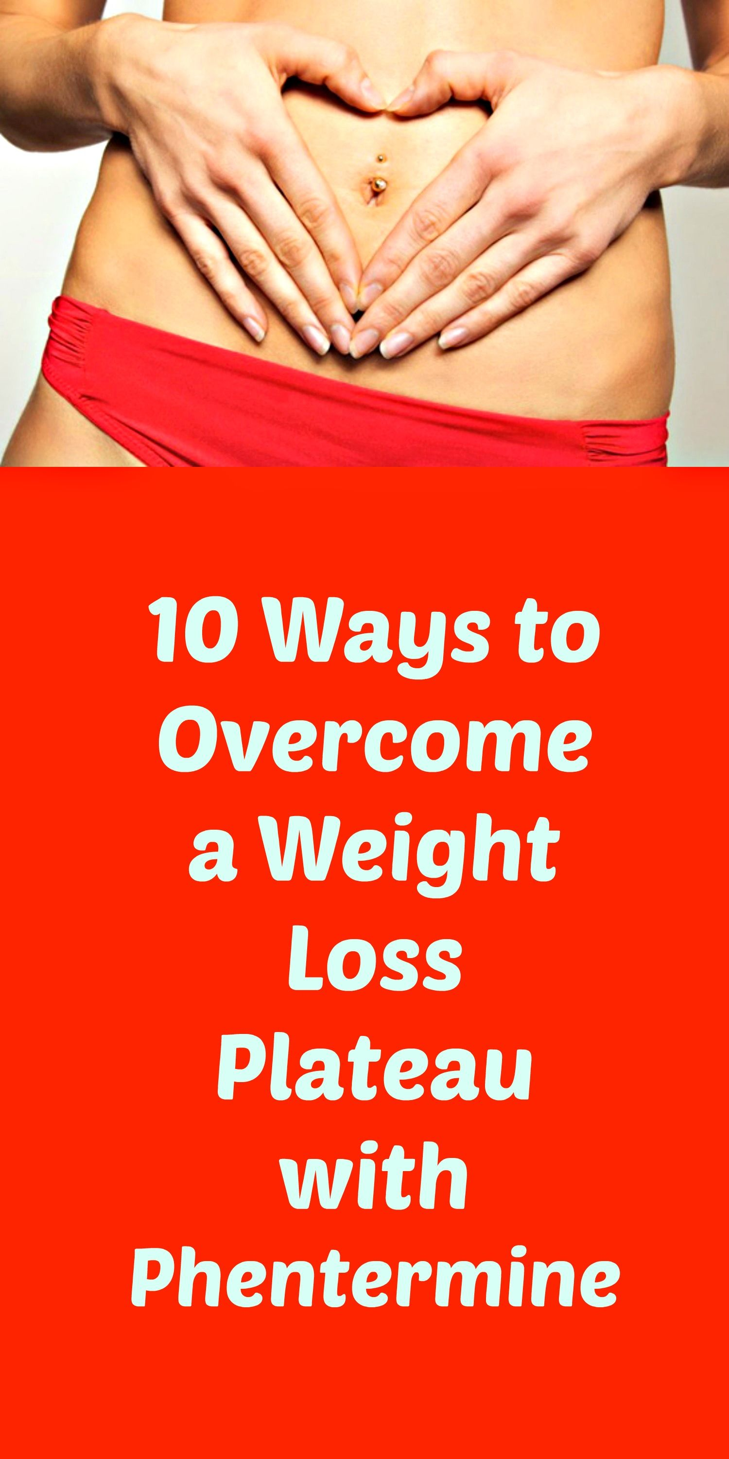 10 Ways to Overcome a Weight Loss Plateau with Phentermine ...