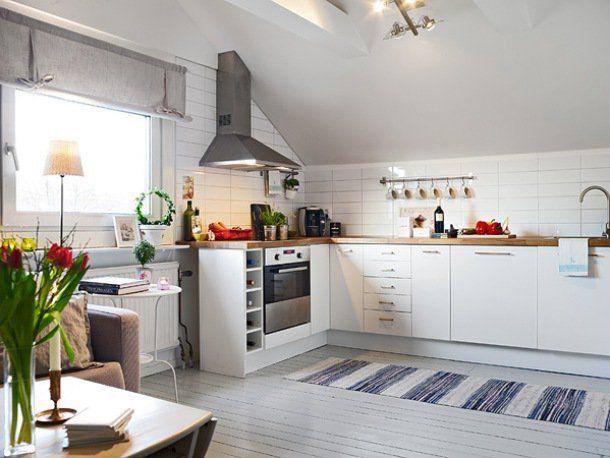 19 Cool Attic Kitchen Design Ideas Popular Kitchen Designs Kitchen Design Kitchen Remodel