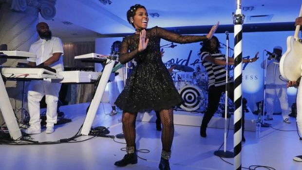 Janelle Monáe is always right. When she wears something, it's the right thing to wear. When she makes a song with Erykah Badu, it's the right song to li...