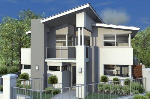 Skillion roof house designs australia news