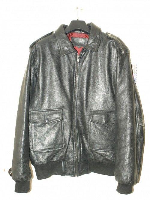 A2 Flight jacket size XL  - apeZoot, the market place where Vintage is CULTure!