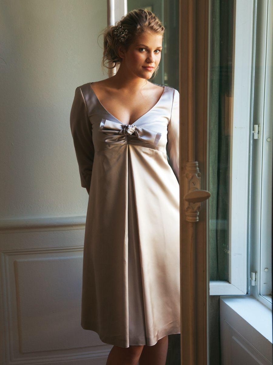 empirekleid | mode zum selbernähen im burda style onlineshop