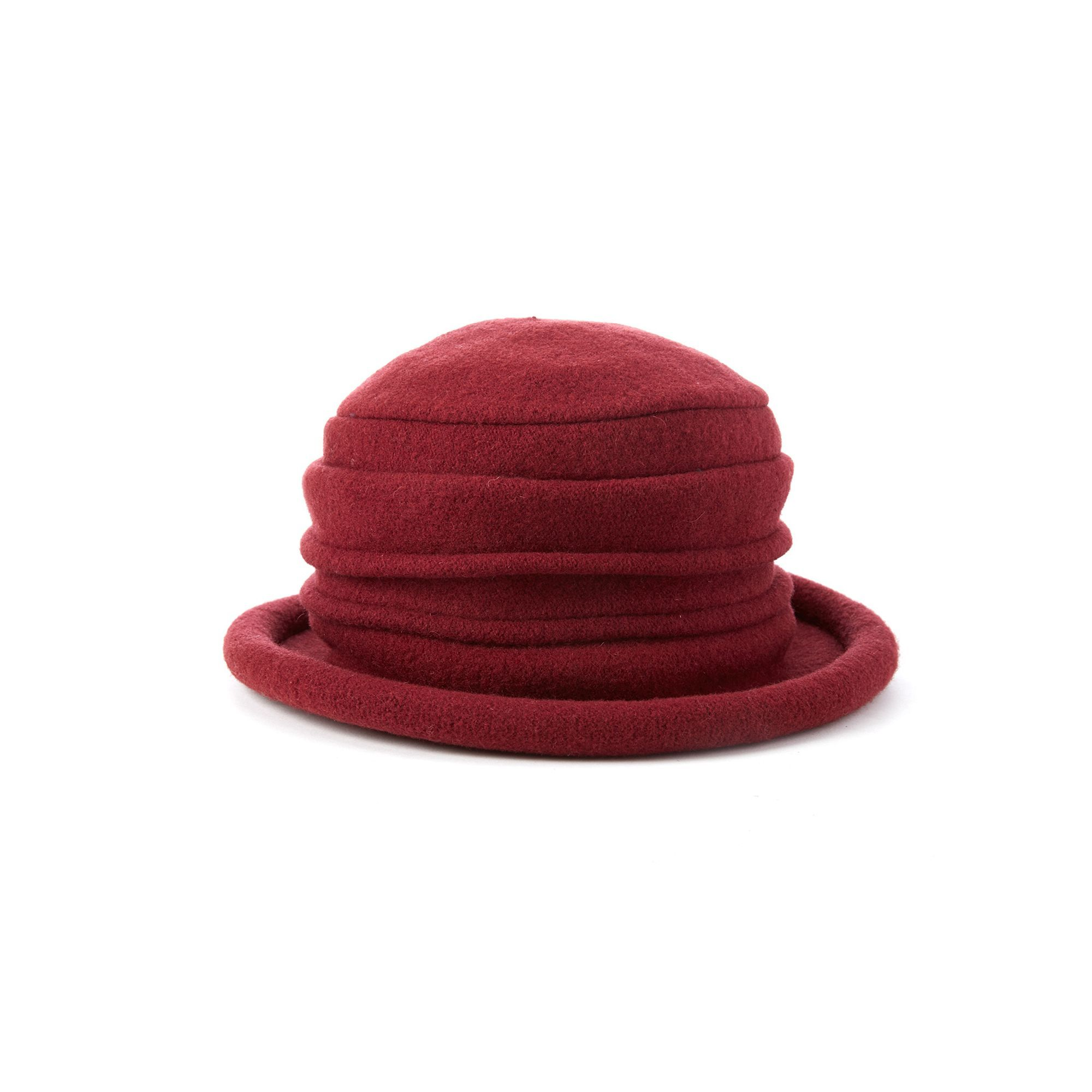 c028e312ce9 Scala Packable Wool Cloche Hat