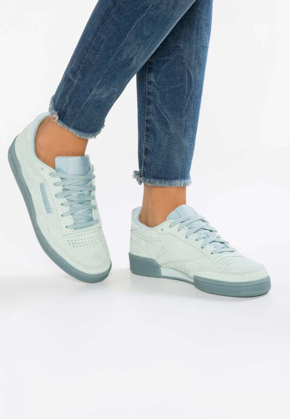 55943fa9ee15f Reebok Classic. CLUB C 85 LACE - Sneakers basse - seaside grey white ...