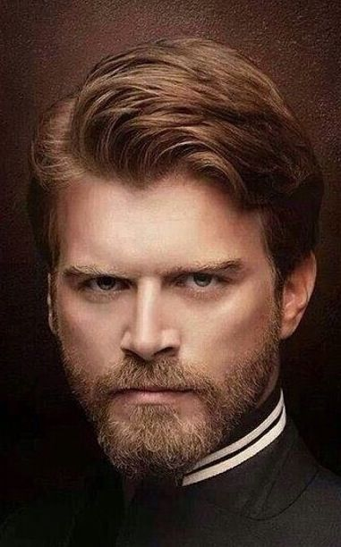 Kivanc Tatlitug-don't usually like beards, but I could make an exception...