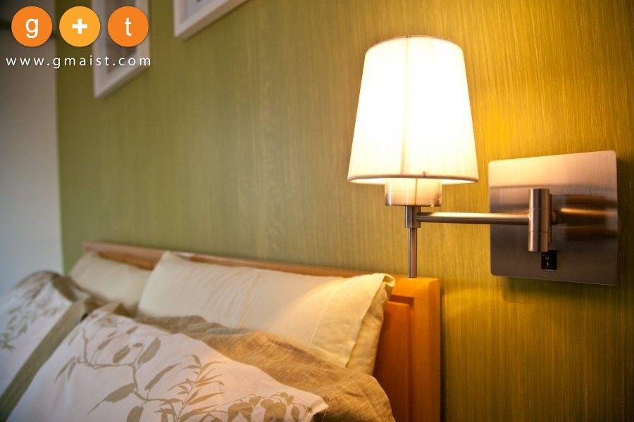 iluminação cabeceira quarto casal - Pesquisa Google