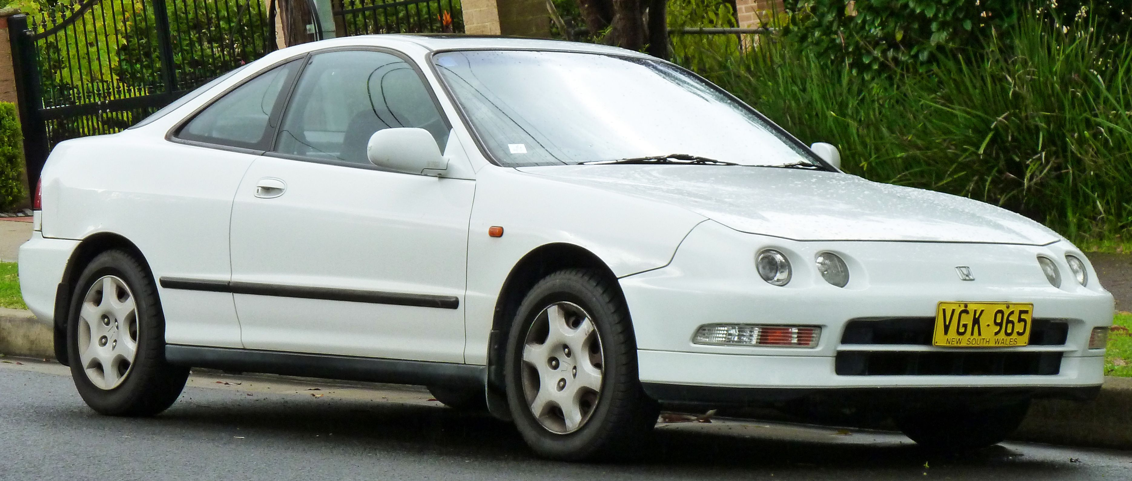 1993-1997 honda integra gsi coupé | classic cars | pinterest