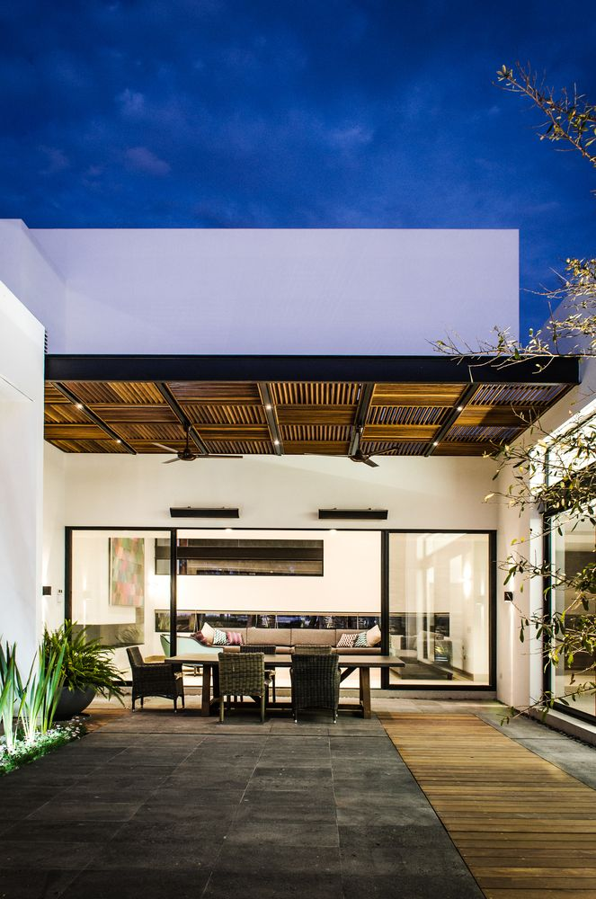 Galer a de casa agr adi arquitectura y dise o interior - Arquitectura y diseno de casas ...