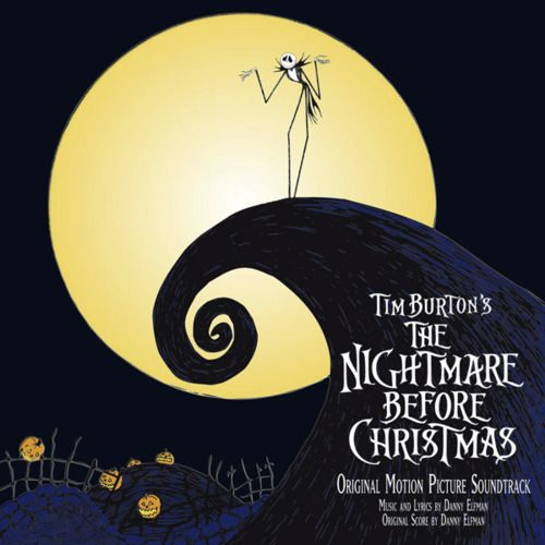 Panic at the disco nightmare before christmas