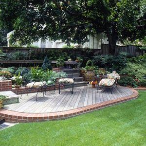 Unique Garden Landscaping Ideas Crafty Design Landscape Modern