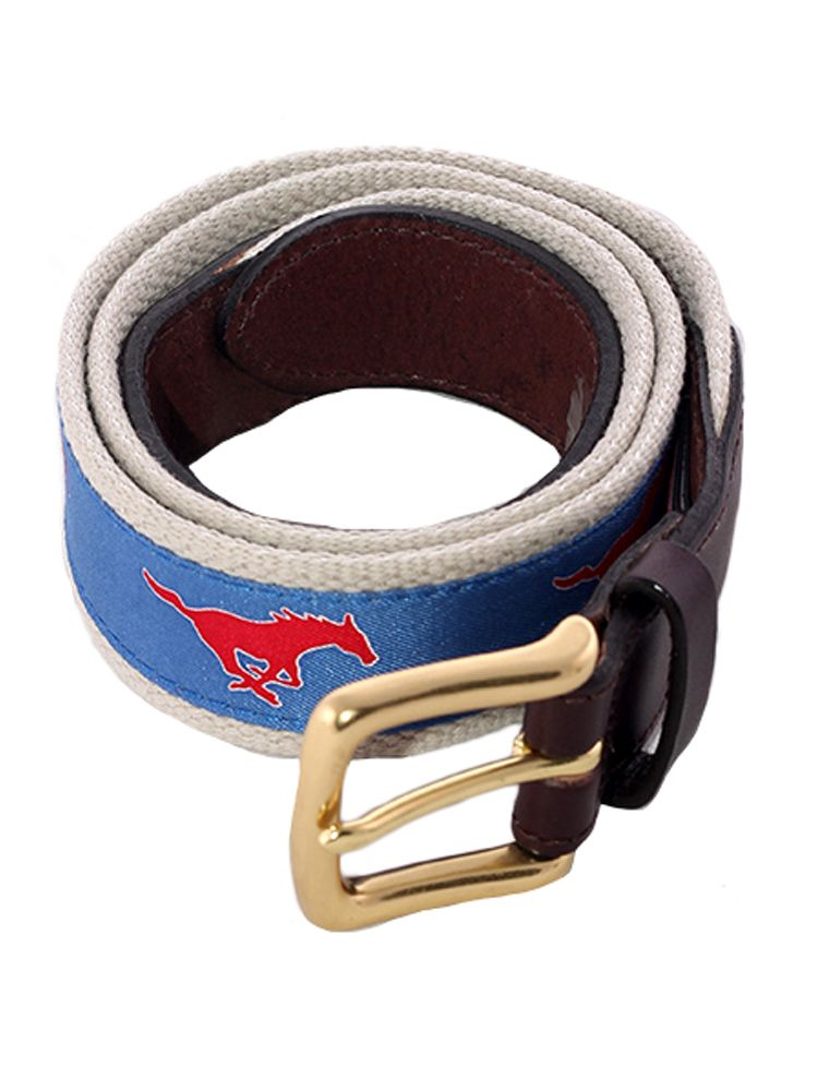 Vineyard Vines Mens Collegiate Belt