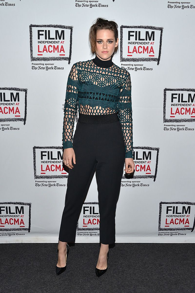 Kristen Stewart | Check out our list of the best dressed celebs of the week