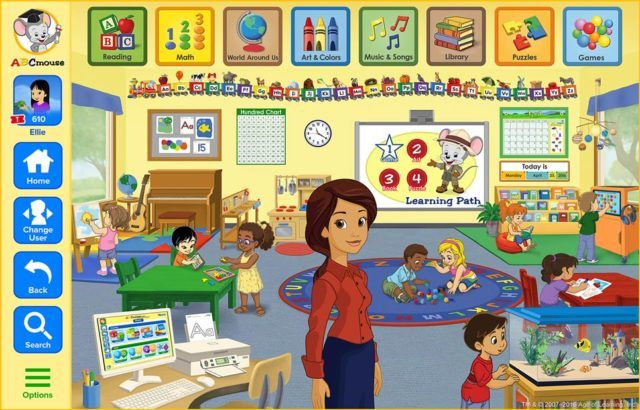 Early Learning Academy Educational Kids App