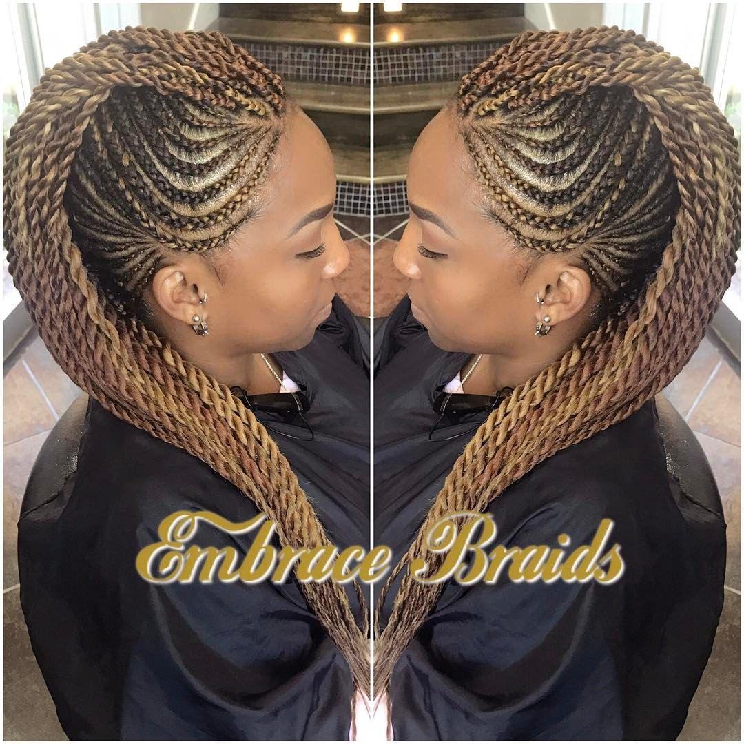 pin aeisha nick hair mohawk