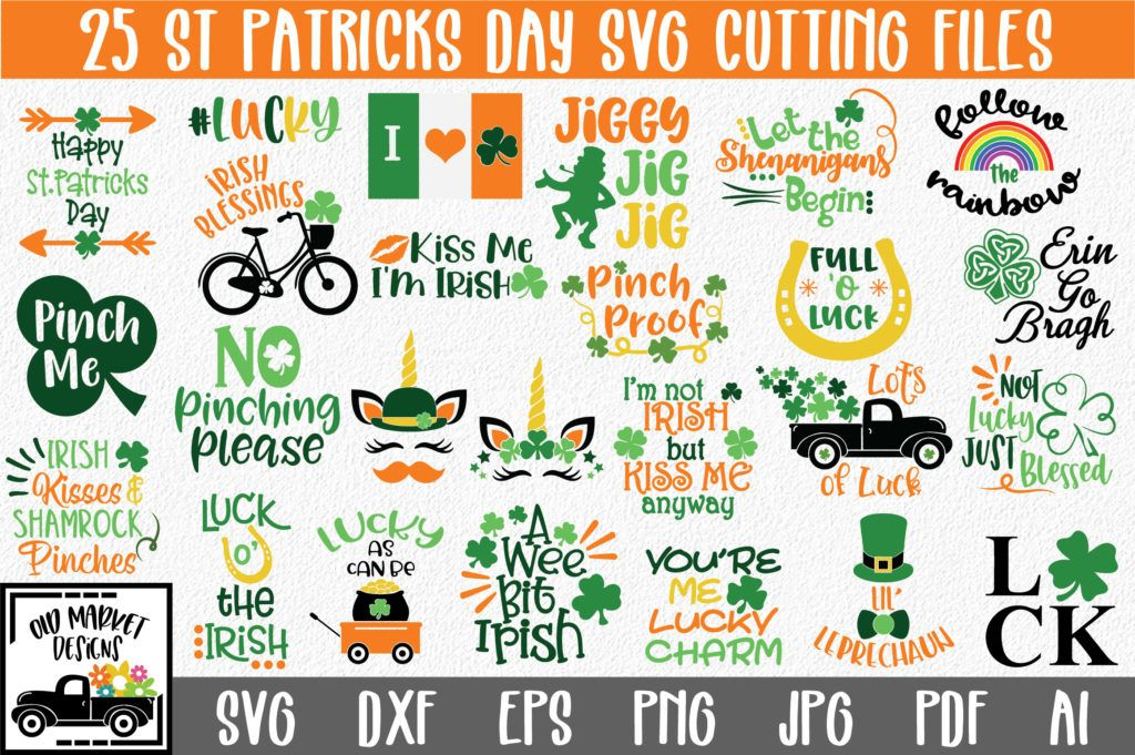 Download Pin on St. Patrick's Day SVG Files