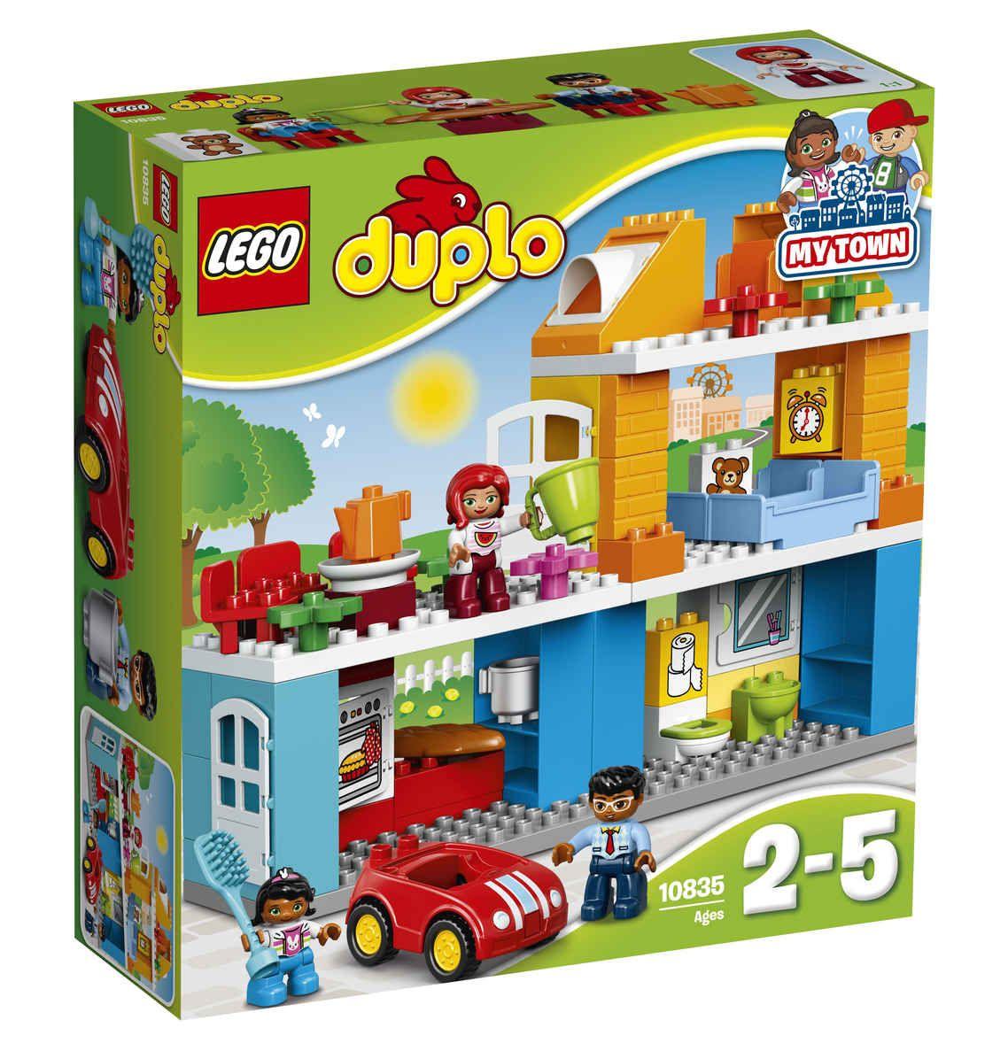 LEGO Familienhaus 10835 Lego duplo familienhaus