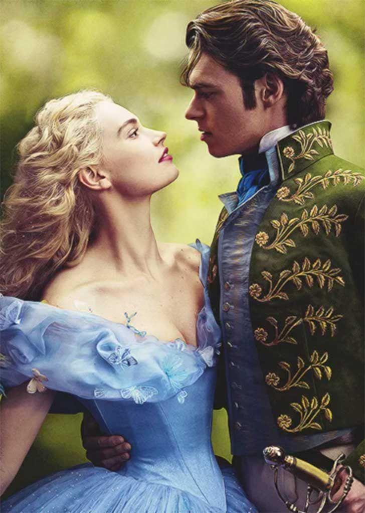 Quién debería interpretar el papel de los distintos príncipes y princesas  de Disney  98ca72ba2e78