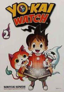 M,CyG 1: Yo-Kai Watch 2