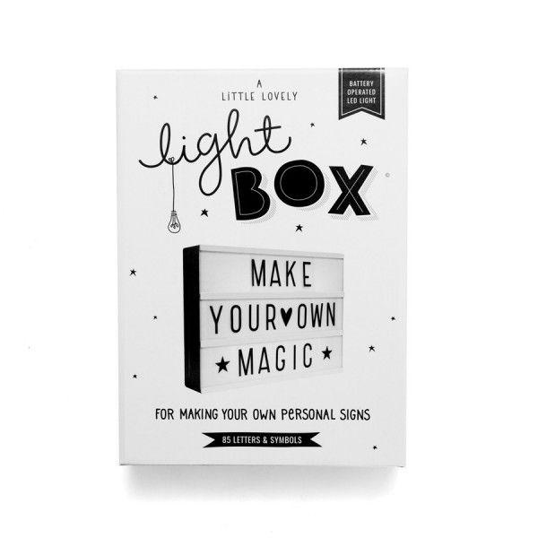 Volonté85 À Lightbox A4La Est gt;boite Personnalisable Lumineuse P tQrCdxsh