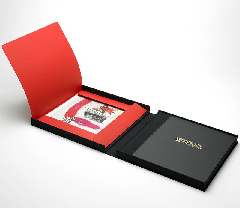 Bookbinding Product & Case Study Gallery