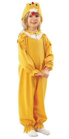Carnaval Kostuum Kind.Kuiken Kostuum Kind Kuiken Kuikenpak Kuikenkostuum