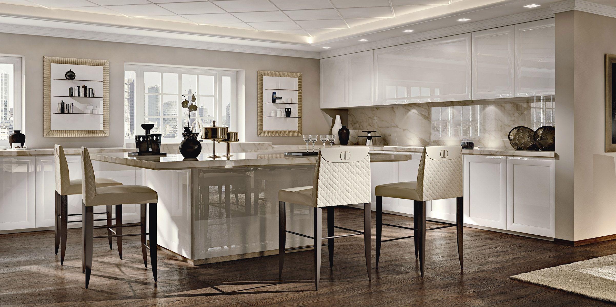 Signorini & Coco  Arredamento New Decò E New Contemporary Daytona Amusing Contemporary Kitchen Chairs Inspiration Design