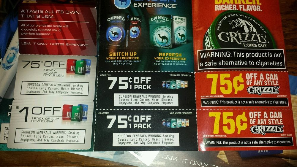Buy cigarettes online from Houston
