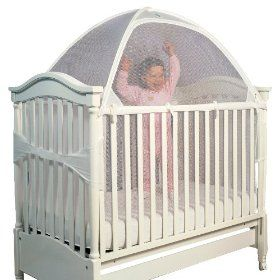 Tots In Mind Cozy Crib Tent Ii 1 White Founde