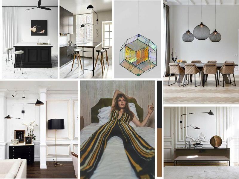 Bold Lighting Fixtures Interior Design Trend For 2017 Sampleboard Interior Design Trends