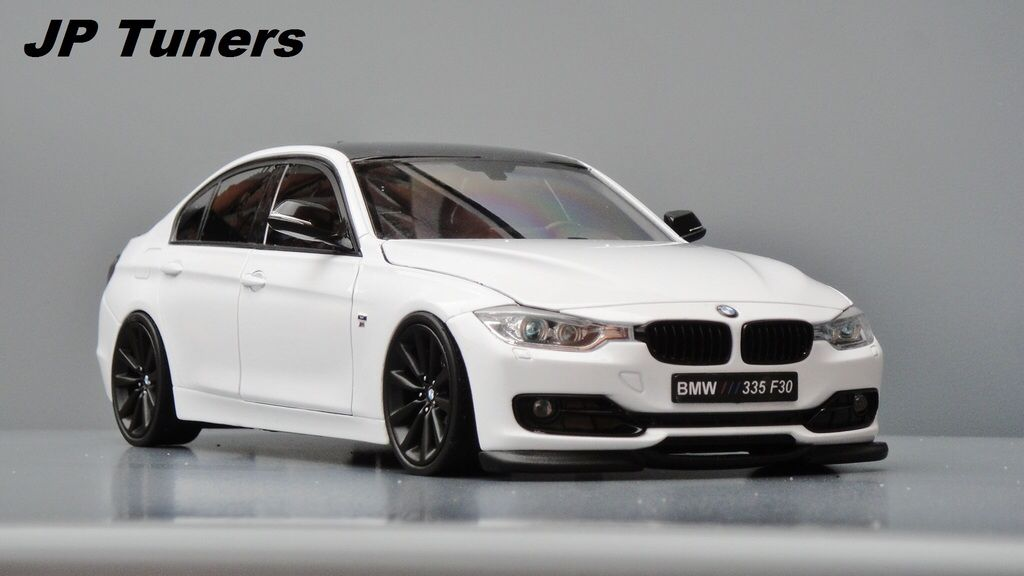 1 18 bmw f30 tuning jp tuners 1 18 tuning jp tuners. Black Bedroom Furniture Sets. Home Design Ideas