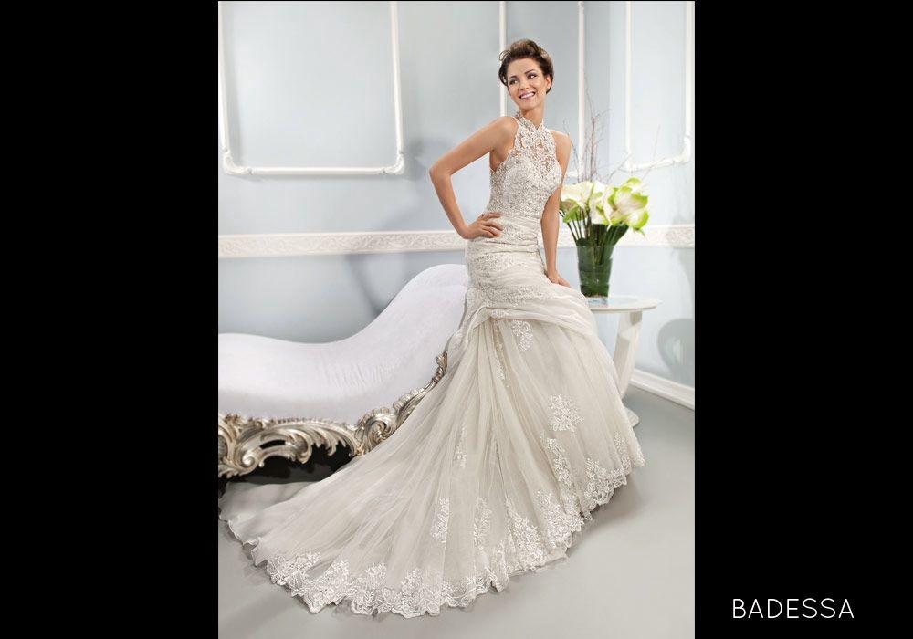 coleccion Novias Haute Couture Badessa