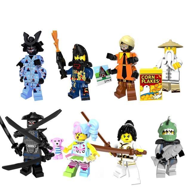 CHEAPEST The Ninjago Movie Flashback Garmadon LEGO minifigure
