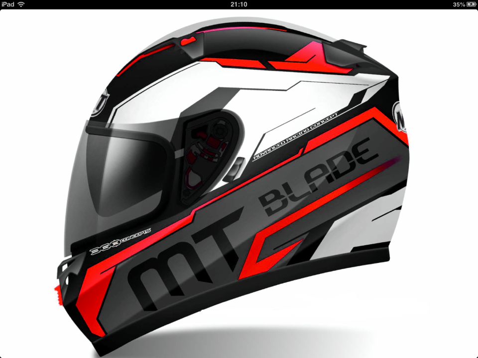 630a275427e03 MT BLADE SUPER-R HELMET Motorcycle Helmet Design