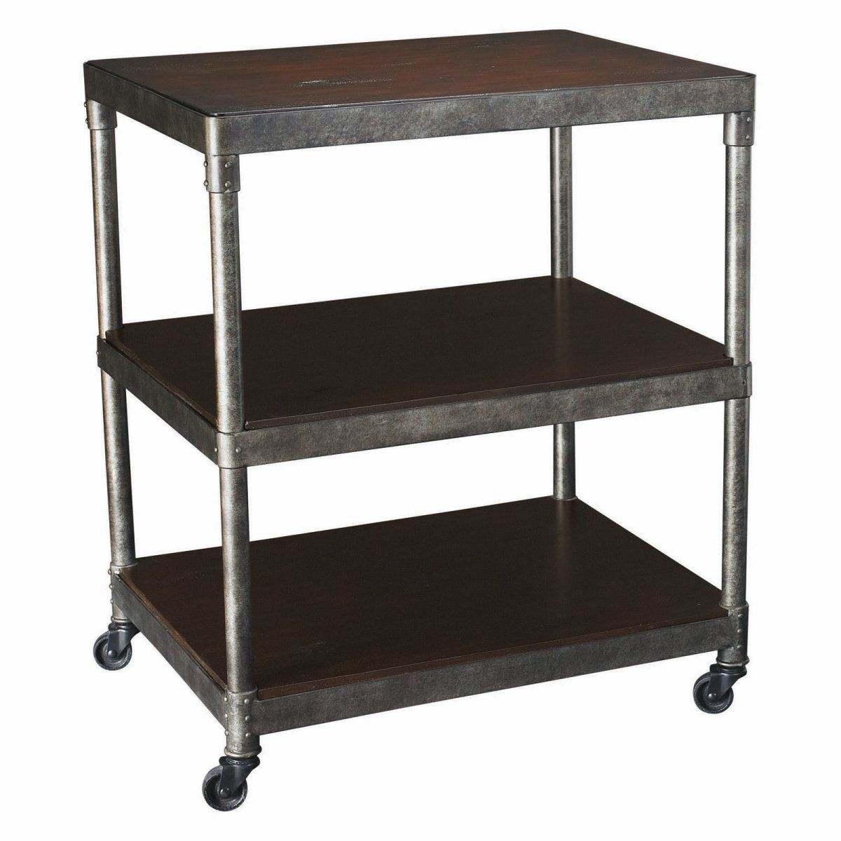 Hammary Structure Rectangular Corner Table
