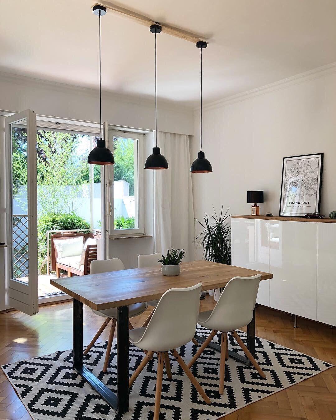 La Sala Da Pranzo Di Cui Ci Siamo Innamorati Scoprite Tavolo E Sedie In Offerta Cliccando Dinning Room Decor Dining Room Design Living Room Decor Apartment