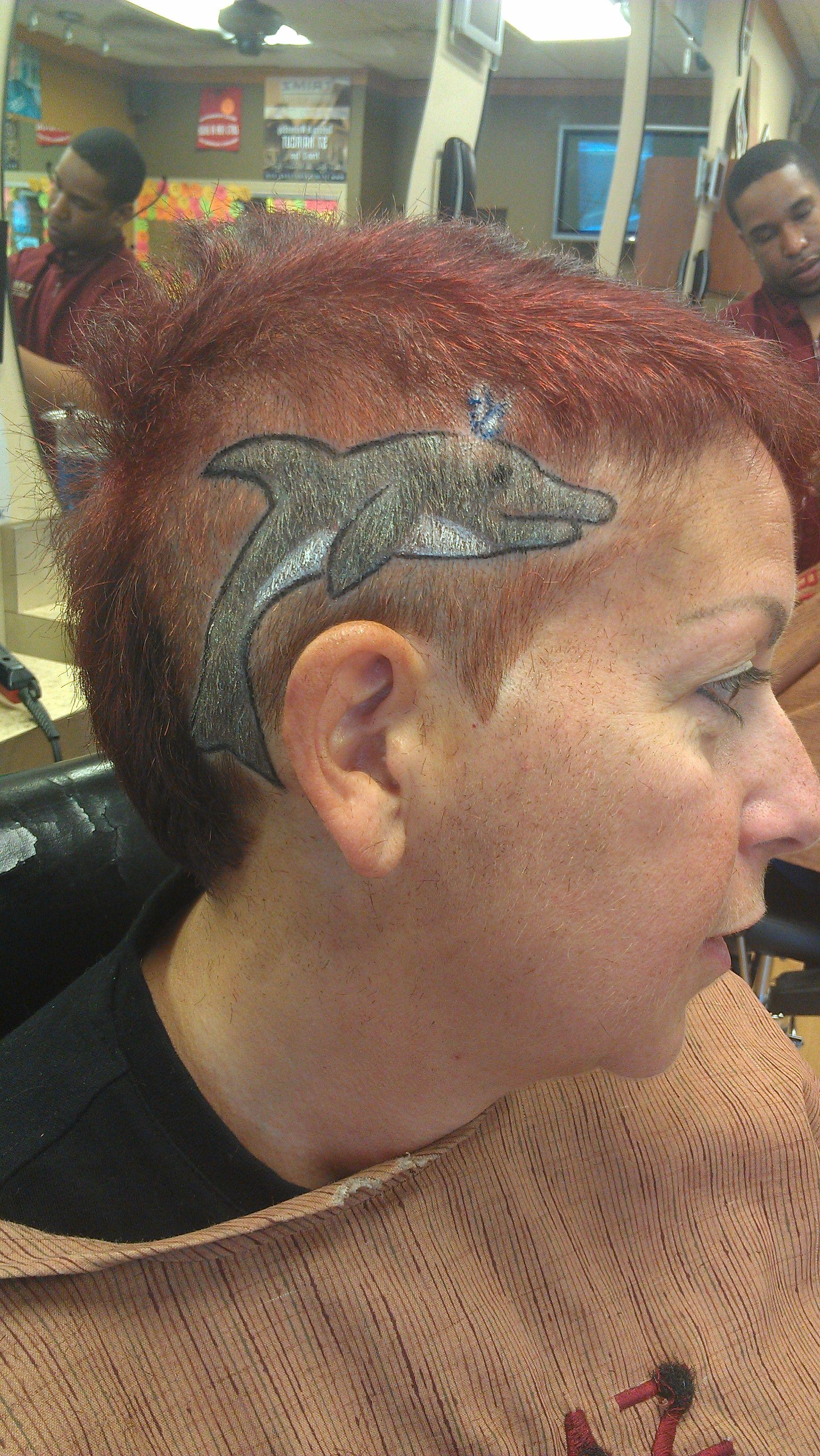 hair art created by levar of trimz in freeport, ny   graff*etch