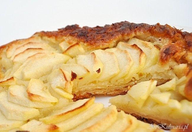 Kouign amann aux pommes - Kouign Amann z jabłkami #kouignamannrecette