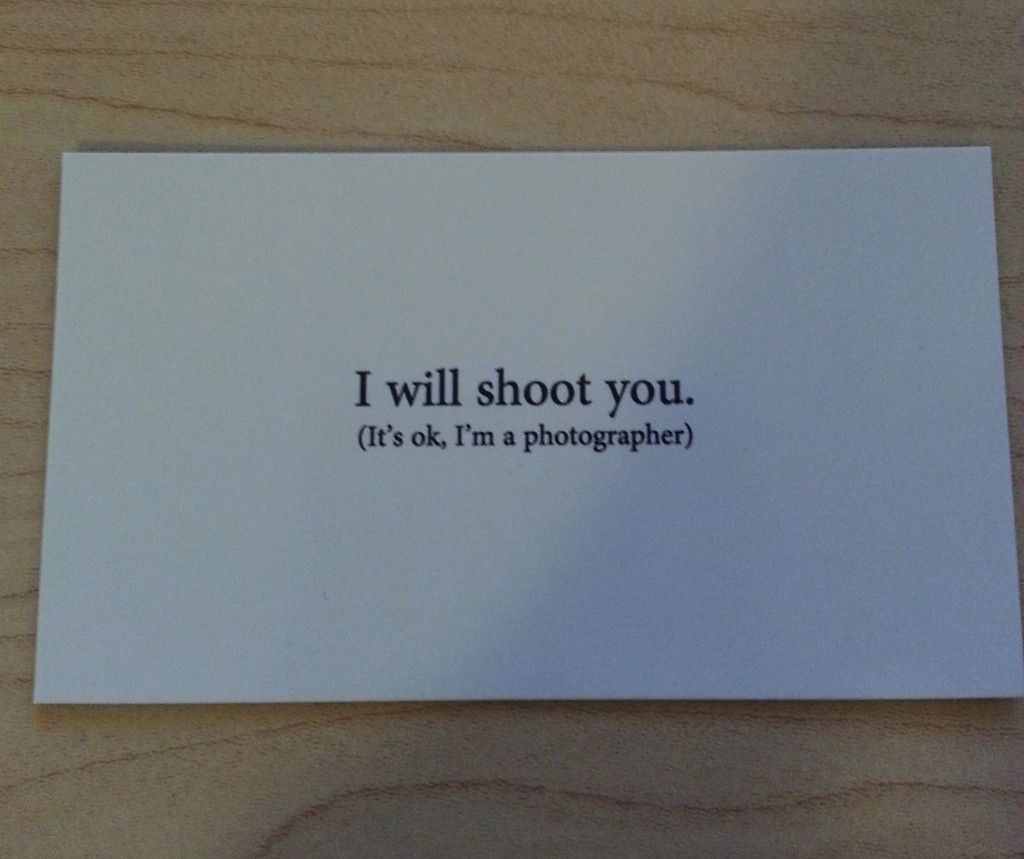 Business Card of the Day   Funny!   Pinterest   Business cards ...