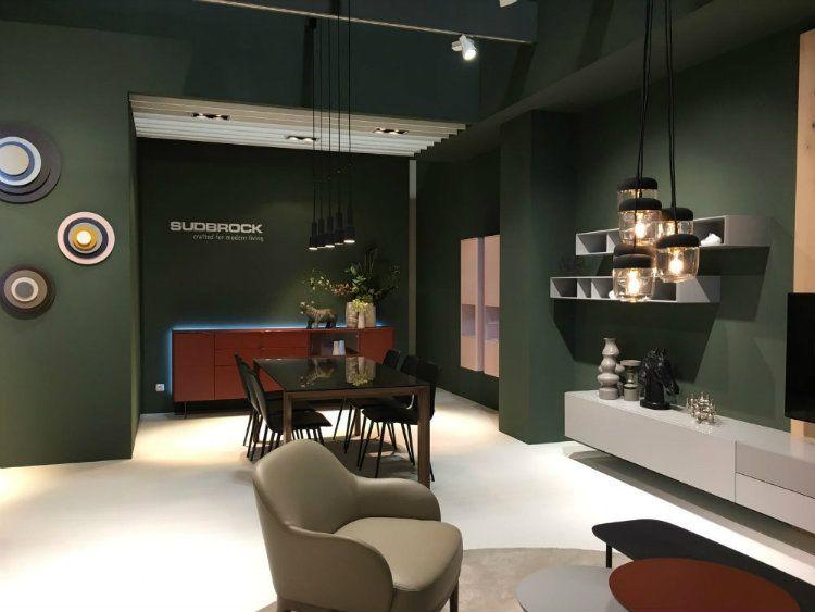 PANTONE COLORS FOR 2018 AT THE SALONE DEL MOBILE 2017 2017   Bucherregal  Design Carpanelli Wohnung