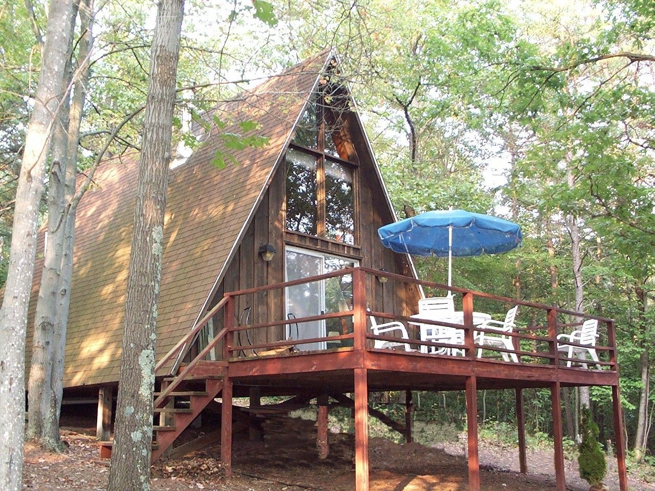 Berkeley Springs A Frame House A Frame House Plans Pre Built Cabins