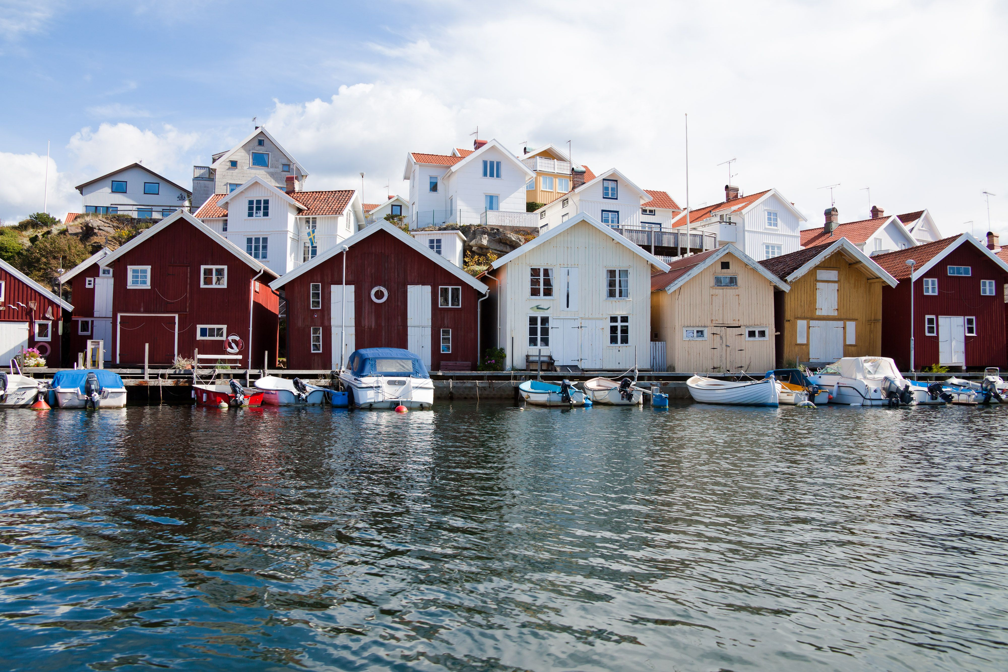 West Coast Sweden Bohuslän